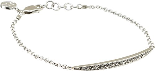 Michael Kors Women's Pave Matchstick Bracelet Silver One - Kors Michael For Shop