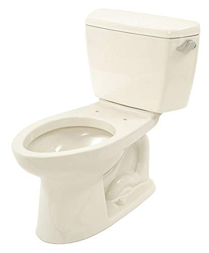 TOTO Drake ADA Two Piece Tank Toilet, 1.6 Gallons per Flush, Sedona Beige