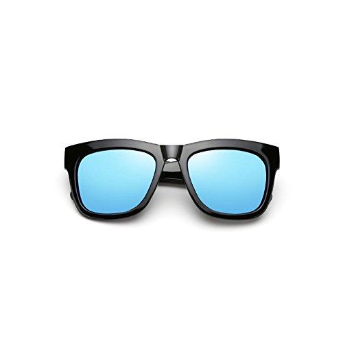 Sol Hombre DT para Gafas 5 polarizadas Color de Grandes cuadradas 3 Gafas de Sol qwF8XnZF