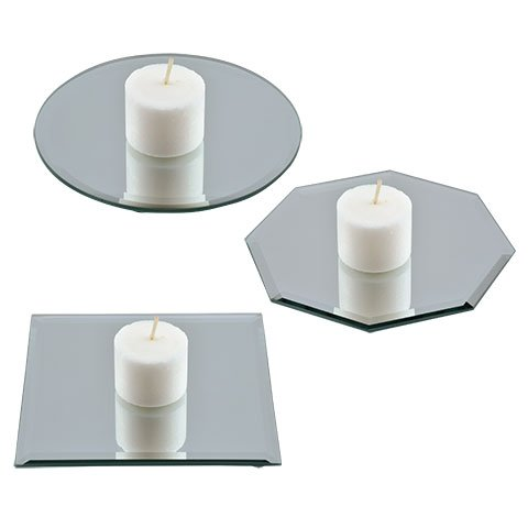 Mirror Candle Centerpiece - 4