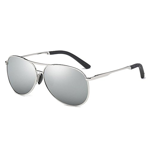 conducción caballo de libre polarizantes sol sol Grey deporte de hombres magnesio gafas al aluminio haixin de aire Gafas copas fCTqx7S