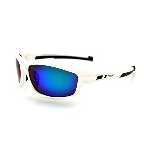 19fe15f7edbe hot sale 2017 VertX Polarized Mens   Womens Sport Wrap Sunglasses Cycling  Running w Microfiber