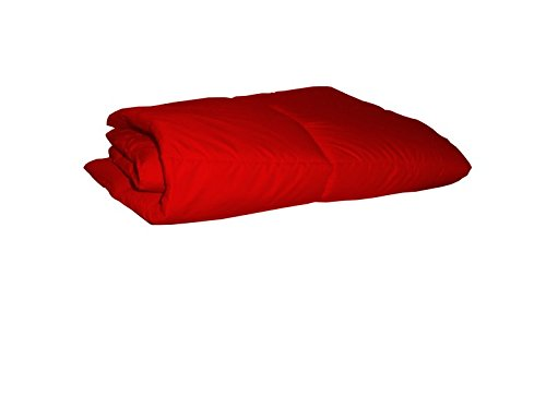 Baby Doll Bedding Baby and Toddler Comfy Comforter, Red