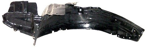 OE Replacement Subaru Forester Front Passenger Side Fender Inner Panel (Partslink Number SU1249108) Unknown