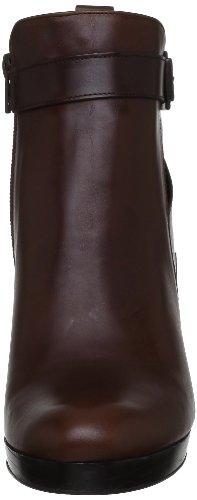 Jonak 088-10890 - Botas de cuero Mujer marrón - Marron (Nut/Cognac)