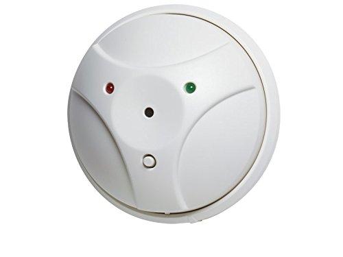 rvised Wireless Glass Break Detector Transmitter, White (Glass Break Detector Transmitter)