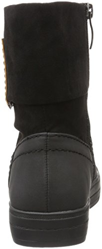 Boots 26850 Women's Black Ankle Tamaris 001 black qATx1