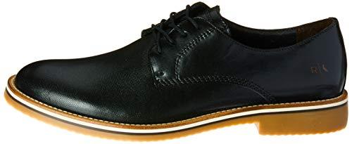 Sapato Casual Dudu Reserva  Masculino Preto 37