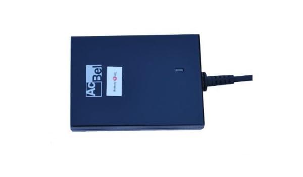 Battery1inc próxima generación más pequeño del mundo y más delgado adaptador de CA para ordenador portátil HP Pavilion dv5 - 1011tx Notebook PC con libre ...