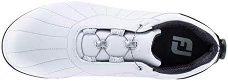 ゴルフシューズ FJ TREADS Boa メンズ ホワイト/ブラック (19) 26.0 cm 3E 56213J