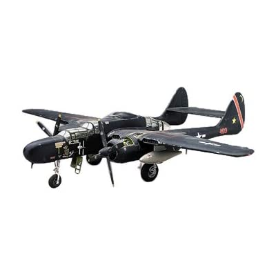 Revell 1:48 P61 Black Widow: Toys & Games