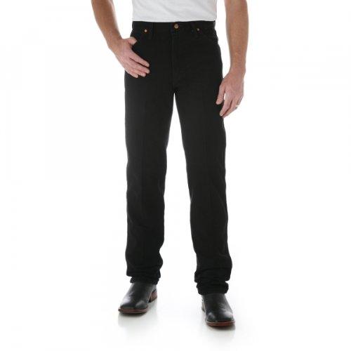 Wrangler Men's Big Original Fit Jean,Shadow Black,44x34 Big And Tall Bootcut Jeans