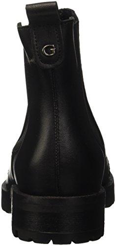 GUESS Medea, Zapatillas Altas para Mujer Negro