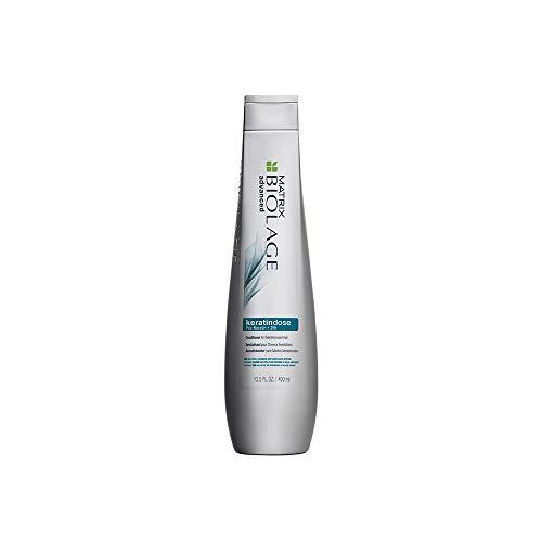 Biolage Strengthening Shampoo - Biolage Advanced Keratindose Conditioner For Overprocessed Damaged Hair, 13.5 Fl. Oz.