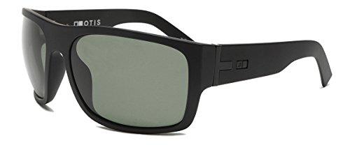 OTIS Eyewear Tough Love : Matte Black/Grey Polarized Mens Sunglasses by Otis (Image #1)