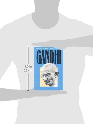 Amazon Gandhi Prisoner Of Hope 9780300051254 Judith M