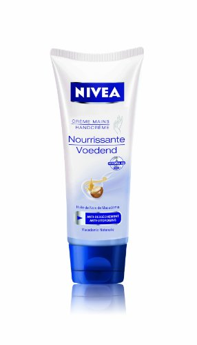 NIVEA HAND Intensiv pflegende Handcreme, 100 ml