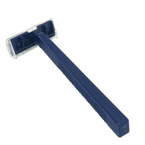 300 Ct Case - MT Twin Blade Disposable Razor Case, Pack of 300