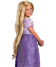 [Tangled Rapunzel Wig] (Original Toddler Halloween Costumes)