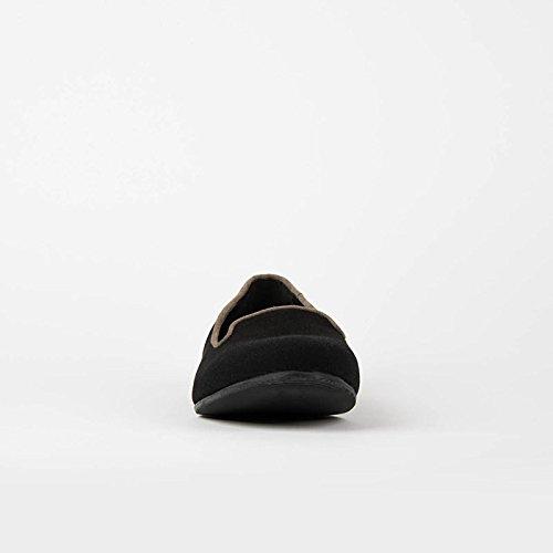 Rumpf Premium Line Handmade Lucia–Gris/Negro Negro - negro