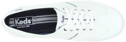 Keds Womens Sportive Sneaker White Twill KDx3KNhBob