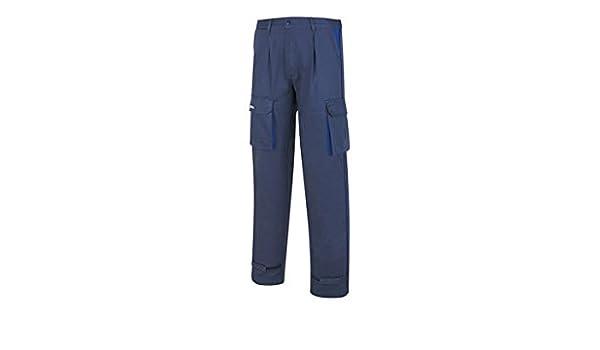 Marca 488-PASUPTOP44 Pantalon Algod/ón Supertop Azul Marino 44