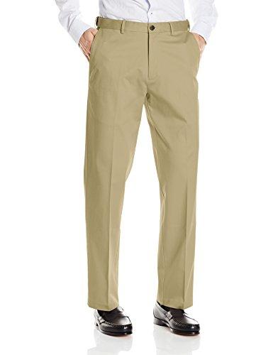 Iron Flat Front Pants - 9