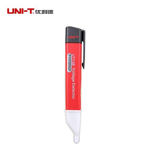UNI-T UT13B AC 50 V~ 1000 V Voltmeter Voltage Detectors Tester Pen Adjustable Sensitivity Vibration Indication