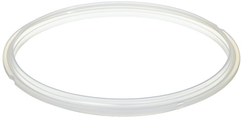 Genuine Instant Pot Sealing Ring 2 Pack Clear – 5 or 6 Quart