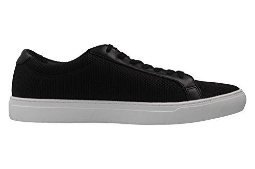 Lacoste L.12.12 BL 2 CAM, Zapatillas para Hombre negro