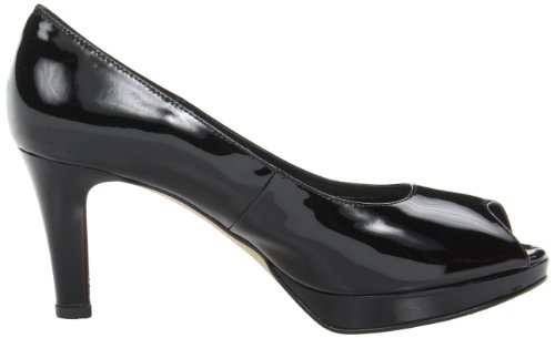 Women's Prom Black Cradles Walking Patent Platform zwf8yqU