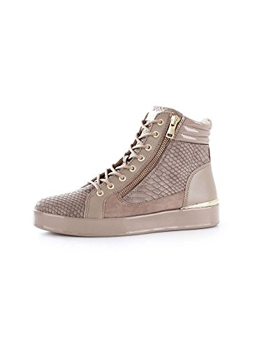 Flvnd3ele12 Flvnd3ele12 Sneakers Guess Guess Donna Beige Sneakers ftx66q5w0
