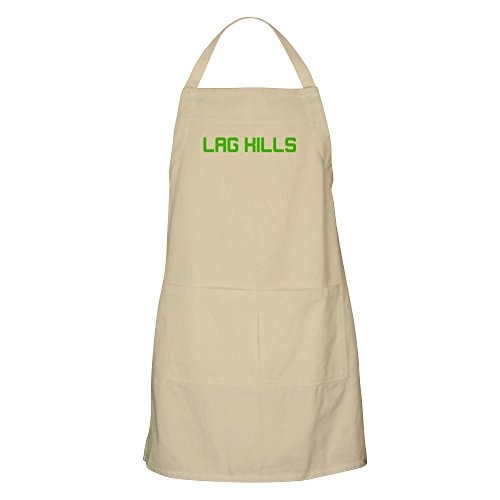 Pocket Pc Multiplayer - CafePress - Lag Kills - Kitchen Apron with Pockets, Grilling Apron, Baking Apron