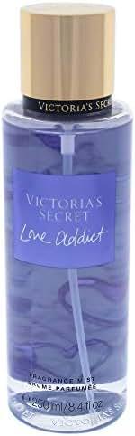 Victoria's Secret Fragrance Mist for Women, Love Addict, 8.4 Ounce