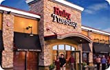 Ruby Tuesday Traditional Gift Card image