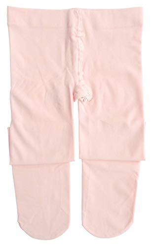(Dancina Girls Ballet Tights Toddler S (3-5yrs) Ballet Pink)