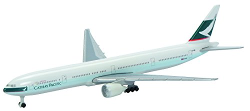 Schuco 403551679 Cathay Pacific, B777300 1:600 Scale Model Vehicle
