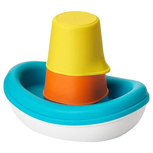 IKEA.. 202.603.94 Småkryp 3Piece Bath Toy Set, Boat