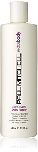 Rinse Paul Extra Body Mitchell - Paul Mitchell Extra-Body Conditioner,16.9 Fl Oz