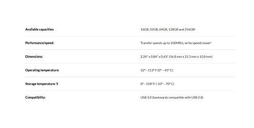 SanDisk Ultra CZ48 256GB USB 3.0 Flash Drive (SDCZ48-256G-U46) by SanDisk (Image #4)