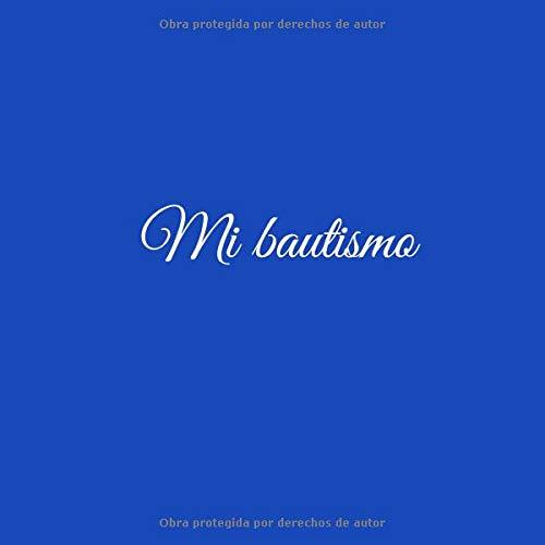 Mi bautismo: Libro De Visitas Mi bautismo para bautizo ideas ...