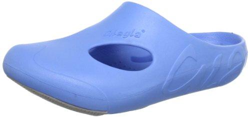 Glagla Playa Clog Shoes Metal Blue