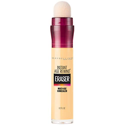Maybelline New York Instant Age Rewind Eraser Dark Circles Treatment Concealer, Neutralizer, 0.2 fl. oz.