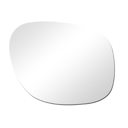 CarPartsDepot, New R/H Mirror Glass Right (Passenger Side) Door View Replacement, 369-3560 TO1323274 1997 Toyota Rav4 Mirror