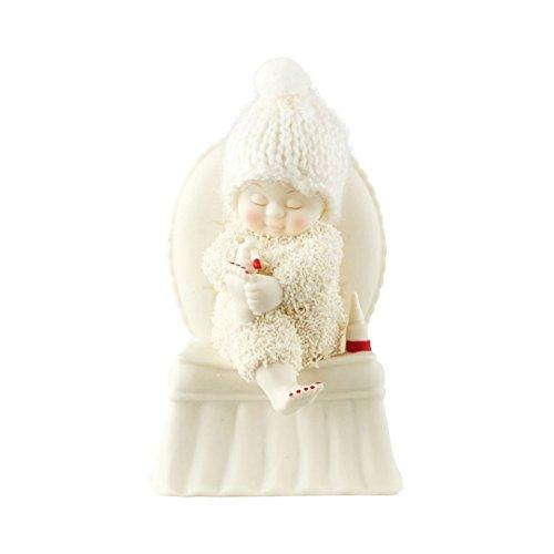 Department 56 Snowbabies Fresh Paint Porcelain Figurine, 4.25