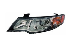 kia forte headlight unit - 2