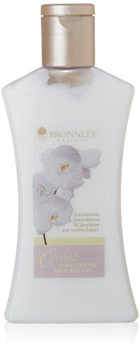 Bronnley England Orchid Moisturising Body Lotion for Women, 8.69 Ounce