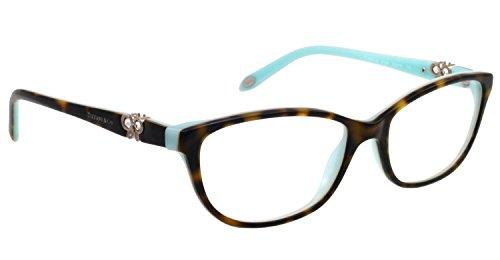 Tiffany Eyeglasses TF 2051B Brown - Eyeglass For Tiffany Frames Women