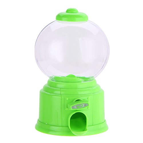 Anysell88 Cute Sweets Mini Candy Machine Bubble Gumball Dispenser Coin Bank
