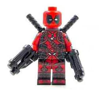 Deadpool mini figure Modern gear outfit building blocks compatible X-men Collectible Figure